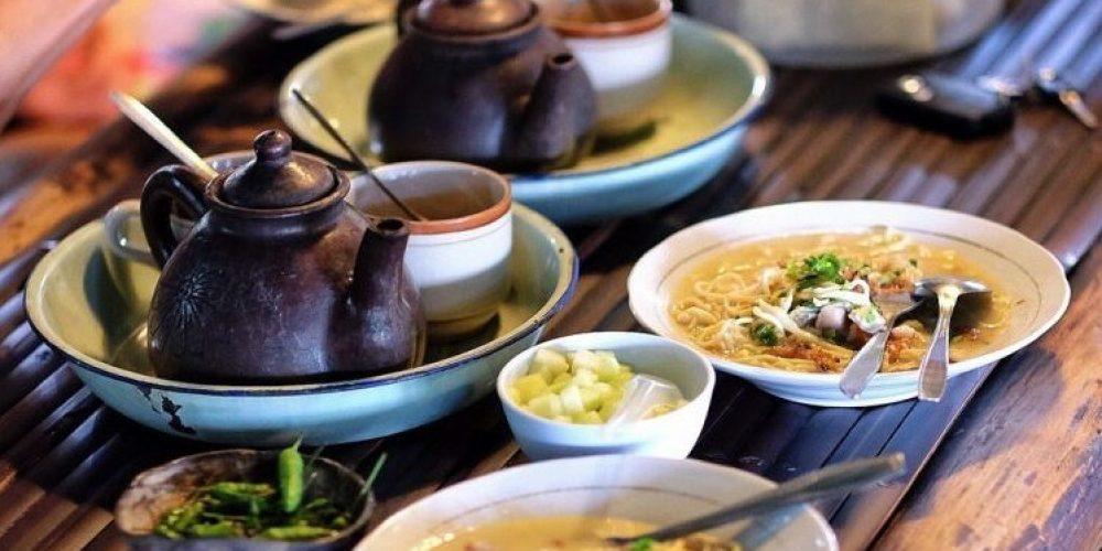 "Hidden Culinary Night ""Jogja"", Berburu Kelezatan di Balik Angin Malam"